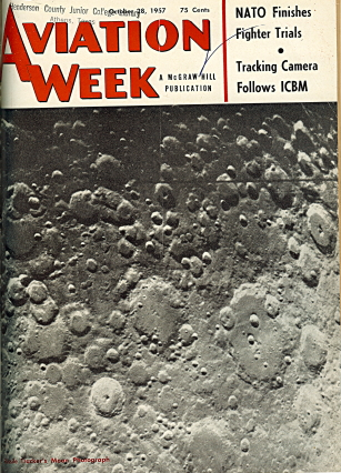 Aviation Week, October 1957