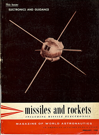 Missiles and Rockets, February 1958