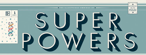 Superpowers Poster