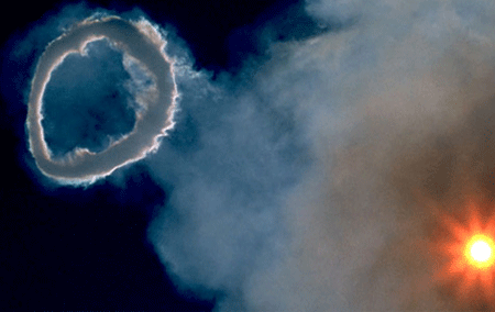 smoke ring